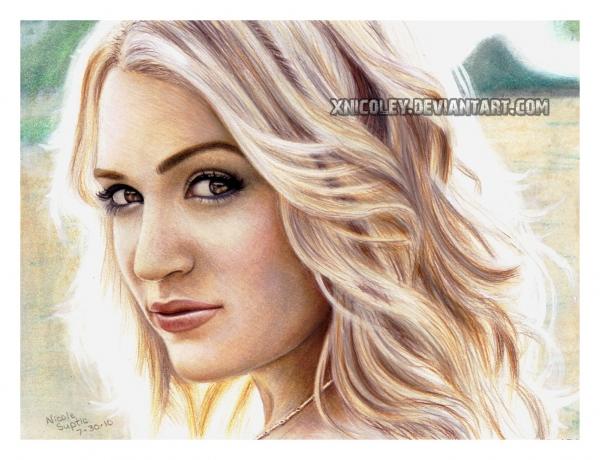 Carrie Underwood par NicArtistic